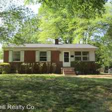 Rental info for 3919 Paisley Pl in the Westerly Hills area