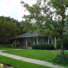 Rental info for Cottonwood Heights Executive
