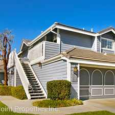 Rental info for 27 Portland Place in the Dana Point area