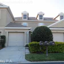 Rental info for 6026 N 54th St in the Pinellas Park area