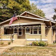 Rental info for 5140 E. North Street in the Irvington area