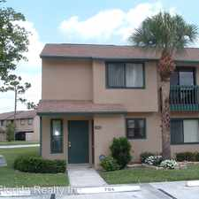 Rental info for 704 Riverside Drive in the Greenacres area