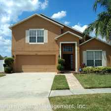 Rental info for 1803 Great Falls Way