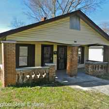 Rental info for 3933 38th Avenue North