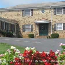 Rental info for 4124 FIRWOOD LANE in the Colonial Village area