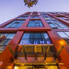Rental info for Olume in the San Francisco area