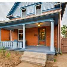 Rental info for 3 Bedrooms, Denver - Ready To Move In. Washer/D... in the Washington Park area