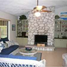 Rental info for House For Rent In Vero Beach. Parking Available!