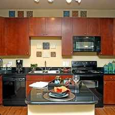 Rental info for Sorrento at Tuscan Lakes in the Alvin area