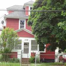 Rental info for 249 Lincoln Ave