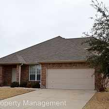 Rental info for 612 Sage Brush Drive in the Weatherford area
