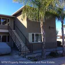 Rental info for 6101 Adelaide Ave #116 in the Rolando area