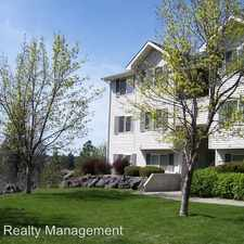 Rental info for 1001 S Westcliff Place in the West Spokane area