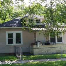 Rental info for 15 N. Riley Ave. in the Indianapolis area