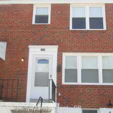 Rental info for 5449 Moores Run Drive in the Frankford area
