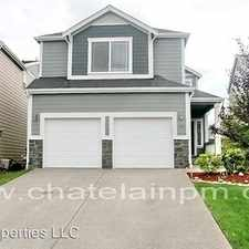 Rental info for 11418-184th St Ct E