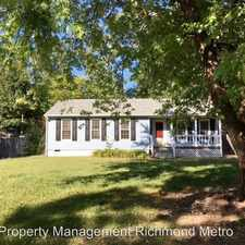 Rental info for 10342 Ridgerun Rd.