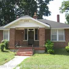 Rental info for 1417 Cameron St. in the South Memphis Citizens United for Action area