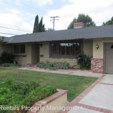 Rental info for 1710 North Greengrove in the Anaheim area