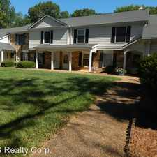 Rental info for 7122 Quail Meadow Ln in the Quail Hollow area