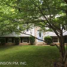 Rental info for 11234 COMMANCHE DR