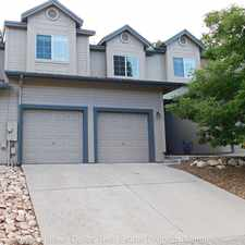 Rental info for 1116 W. Overland Pass Road