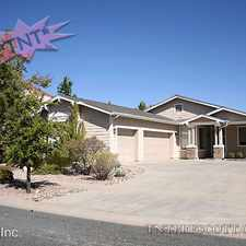 Rental info for 6895 E Lynx Wagon Rd in the Prescott Valley area
