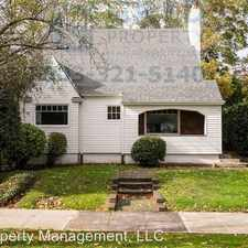 Rental info for 3517 NE 75th Ave in the Cully area
