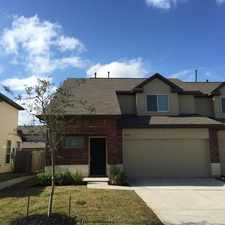 Rental info for 9710 Caprice Court in the Houston area
