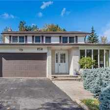 Rental info for 724 Conacher Drive in the Newtonbrook East area
