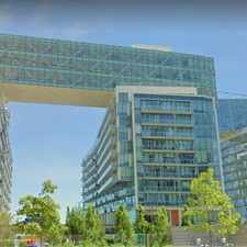 Rental info for Queens Quay E & Cooper St in the Waterfront Communities-The Island area