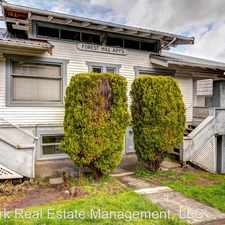 Rental info for 701-703 N Forest in the Sehome area