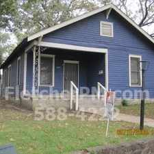 Rental info for Close to UAMS/VA is this 3 BR/1 BA house in the Oak Forest area