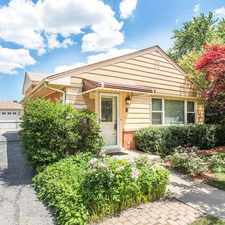 Rental info for 7 N Reuter Dr in the Rolling Meadows area