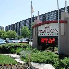 Rental info for The Pavilion