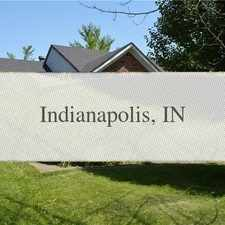 Rental info for Indianapolis, 3 Bed, 2 Bath For Rent. Parking A... in the Greenbriar area
