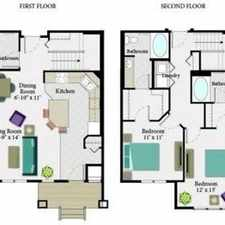 Rental info for 2 Bedrooms Townhouse - Hearthstone Apartments A...