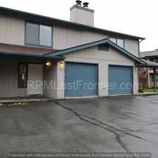 Rental info for Updated 3 Bed 3 Bath Condo w/ Garage in the Anchorage area