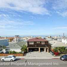 Rental info for 526 Manhattan Avenue - A in the 90254 area
