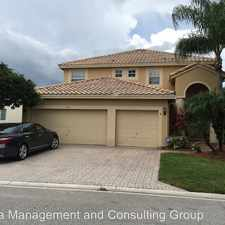 Rental info for 5354 NW 121 Ave in the Parkland area