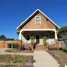 Rental info for 1815 Harrill Street in the Villa Heights area