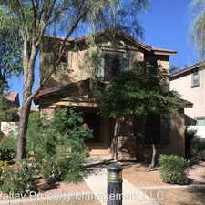 Rental info for 5815 E Grove Ave in the Superstition Springs area