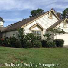Rental info for 196 Edgewater Circle