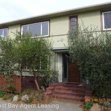 Rental info for 1524 Berkeley Way - A in the Central Berkeley area