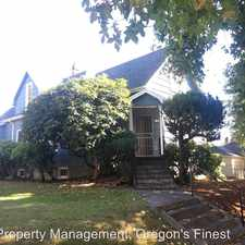 Rental info for 6106 SE 48th Ave in the Woodstock area
