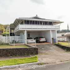 Rental info for 99-012 Kaamilo St in the Pearl City area