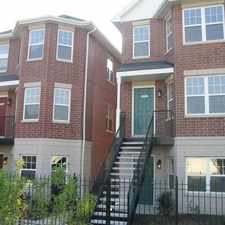 Rental info for 1115 North Crosby Street #B in the Goose Island area