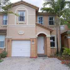 Rental info for NW 116th Ave & NW 116th Court