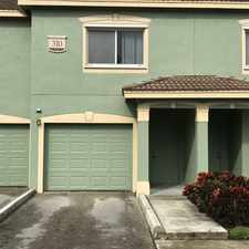 Rental info for 310 Crestwood Circle #204 in the Royal Palm Beach area
