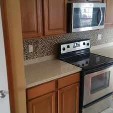 Rental info for Welcome To Your New Home. 3+ Car Garage! in the 44011 area
